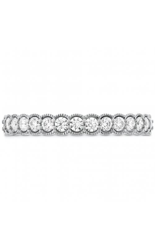 Isabelle Milgrain Diamond Band HBAISABML0042PL-C product image