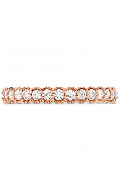 Isabelle Milgrain Diamond Band HBAISABML00428R-N product image