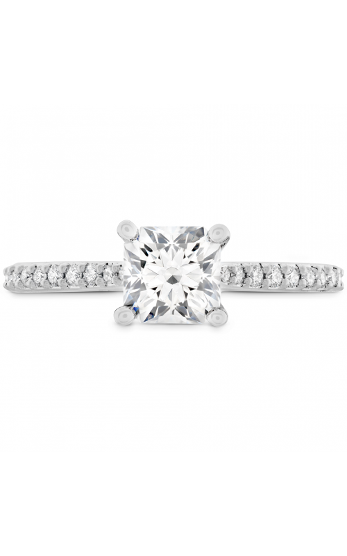 Camilla DRM Engagement Ring - Dia Band HBRCAMDR0072PLA-N product image