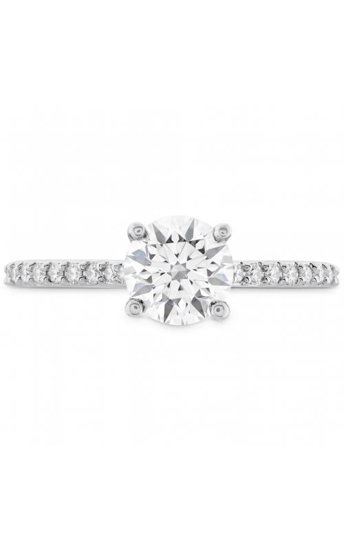 Camilla Hof Engagement Ring - Dia Band HBRCAMH00908WB-C product image