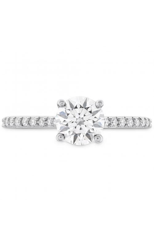 Camilla Hof Engagement Ring - Dia Band HBRCAMH0120PLC-N product image