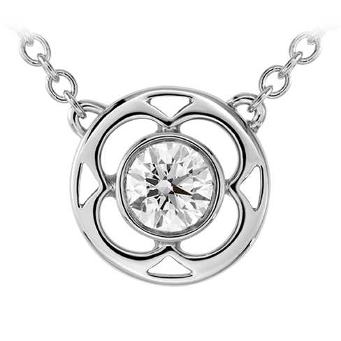Copley Single Diamond Pendant product image