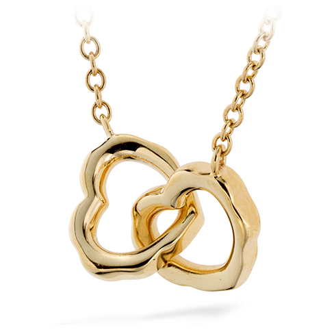 Lorelei Interlocking Heart Necklace product image