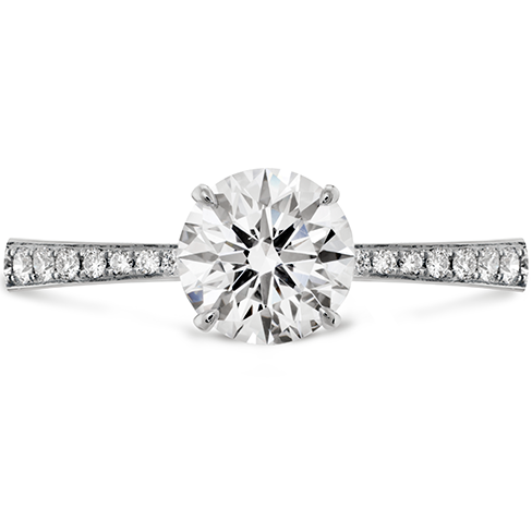 HOF Signature Engagement Ring-Diamond Band product image