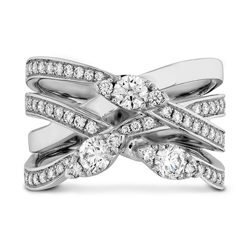 Aerial Diamond Right Hand Ring product image