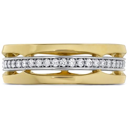 Copley Triple Row Wedding Band product image