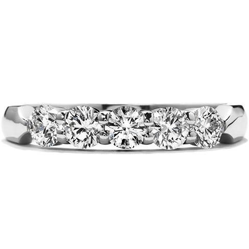 Five-Stone Wedding Band product image
