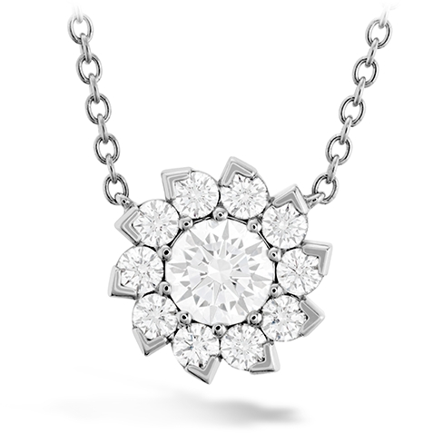 Aerial Sol Halo Necklace product image
