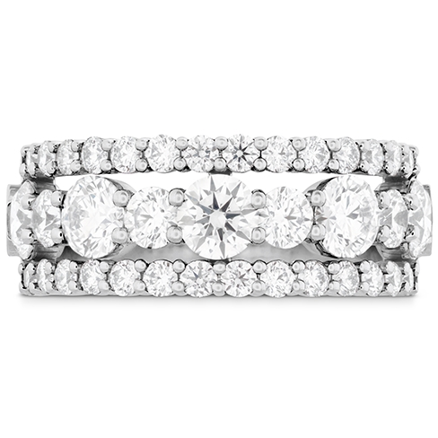 HOF Enticing Three Row Ring product image