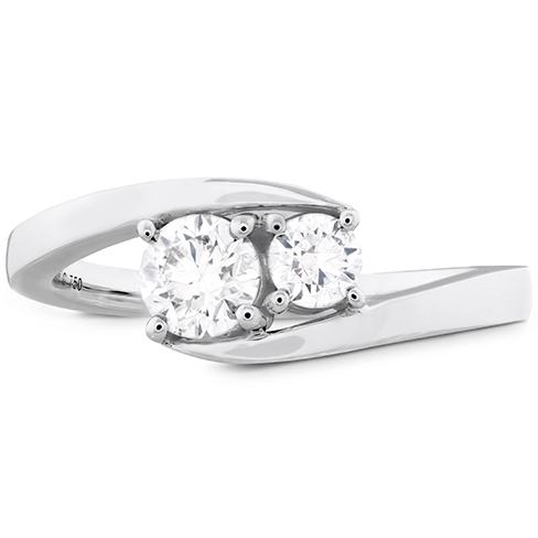 HOF Two Diamond Ring product image