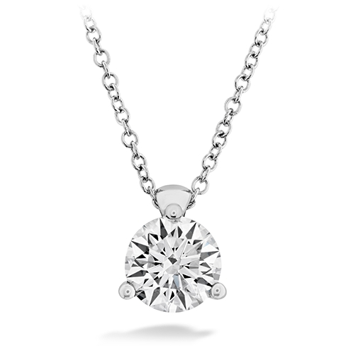 HOF Classic 3 Prong Solitaire Pendant product image