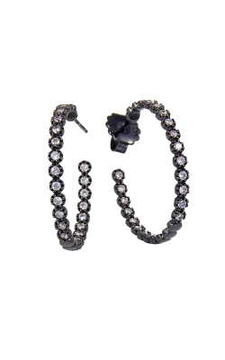 Henderson Luca Earring Inside/Out/BLK product image
