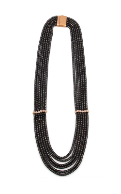 Henderson Luca Wave Au Silk Dea Necklace LNB262/4 product image