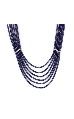 Henderson Luca Wave Au Silk Dea Necklace LNBL262/6 product image