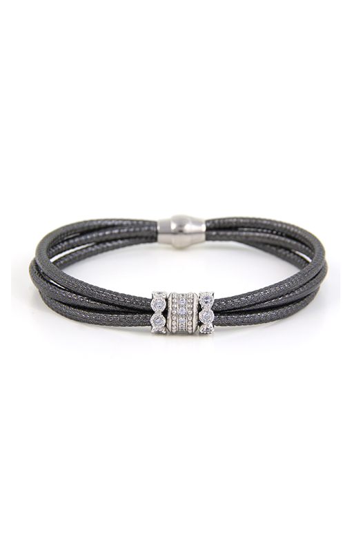 Henderson Luca Shiny Leather Bracelet LBB288 product image