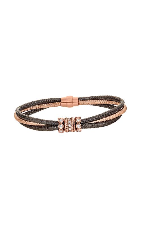 Henderson Luca Shiny Leather Bracelet LBBR288/14 product image