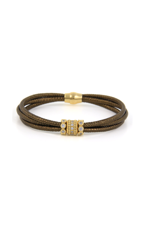 Henderson Luca Shiny Leather Bracelet LBC288/11 product image