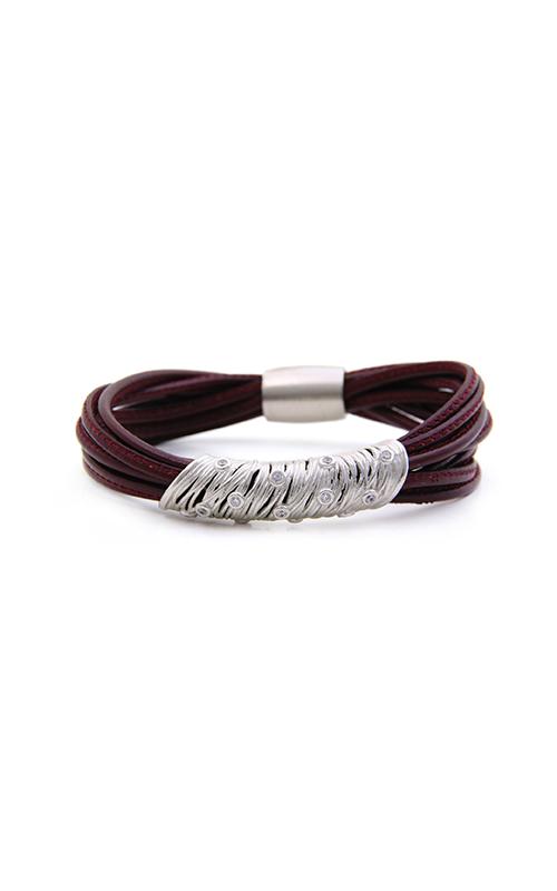 Henderson Luca Leather Bracelet LBC291/15/W product image