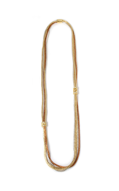 Henderson Luca Au Silk Necklace LNA73/6 product image