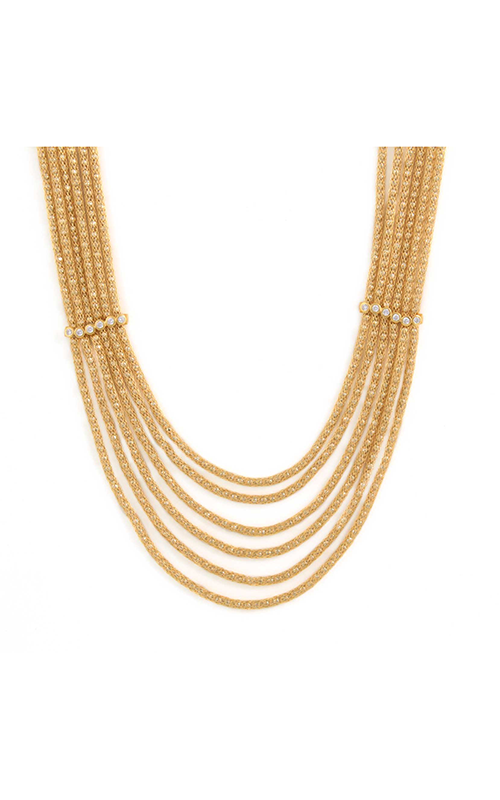 Henderson Luca Wave Au Silk Dea Necklace LNY262/5 product image