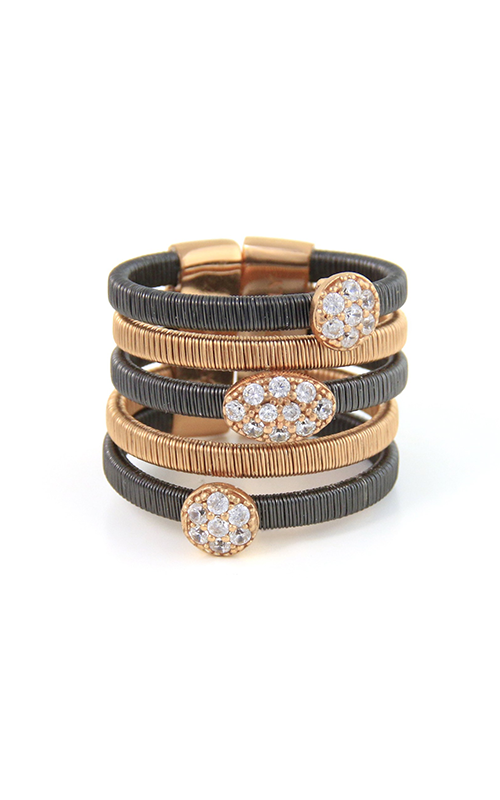 Henderson Luca Scintille Five Strand Wire Fashion ring LRBR280 product image