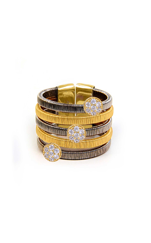 Henderson Luca Scintille Metal Fashion ring LRBY279/24 product image