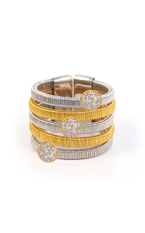 Henderson Luca Scintille Metal Fashion ring LRWY279/23 product image