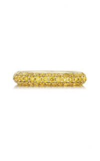 Henri Daussi Women's Wedding Bands R3-3 E