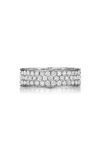 Henri Daussi Women's Wedding Bands R19 E