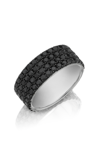 Henri Daussi Men's Wedding Bands MB4E