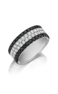 Henri Daussi Men's Wedding Bands MB5E