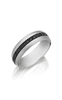 Henri Daussi Men's Wedding Bands MB13E