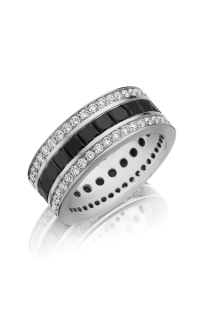 Henri Daussi Men's Wedding Bands MB14E