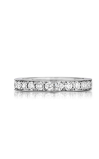 Henri Daussi Women's Wedding Bands R10-1E