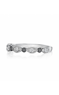 Henri Daussi Women's Wedding Bands R37-4H