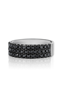 Henri Daussi Men's Wedding Bands MB7H