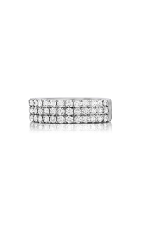 Henri Daussi Women's Wedding Bands R16H