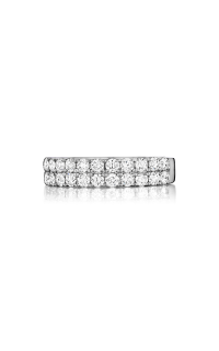 Henri Daussi Women's Wedding Bands R17H