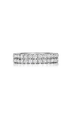 Henri Daussi Women's Wedding Bands Wedding Band R15 E product image