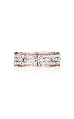 Henri Daussi Women's Wedding Bands R19-7 E product image