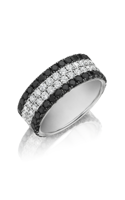 Henri Daussi Men's Wedding Bands MB5E product image