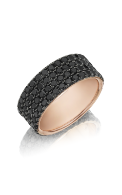 Henri Daussi Men's Wedding Bands MB6 E product image