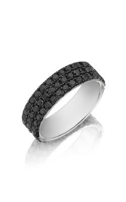 Henri Daussi Men's Wedding Bands MB7E product image