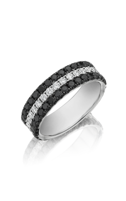 Henri Daussi Men's Wedding Bands MB8E product image