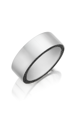 Henri Daussi Men's Wedding Bands Wedding Band MB11E product image