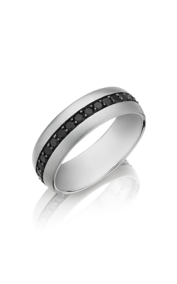 Henri Daussi Men's Wedding Bands Wedding Band MB13E product image