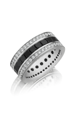 Henri Daussi Men's Wedding Bands Wedding Band MB14E product image