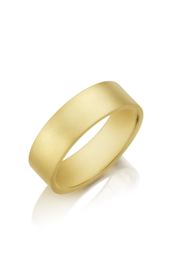 Henri Daussi Men's Wedding Bands Wedding Band MB23 product image