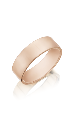 Henri Daussi Men's Wedding Bands MB25 product image