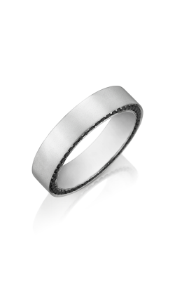 Henri Daussi Men's Wedding Bands MB39E product image